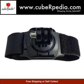 360 Degree Rotation Wrist Strap for GoPro / SJCam / Xiaomi Yi Camera