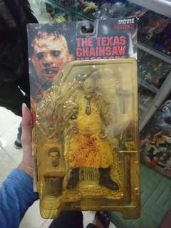 Action Figure The Texas Chainsaw