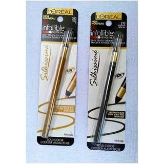 Made in Germany L'Oreal Paris Infallible 16HR Silkissime Eyeliner