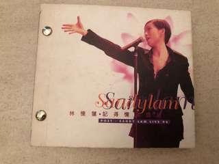 🈹️林憶蓮演唱會雙CDs初回書本版