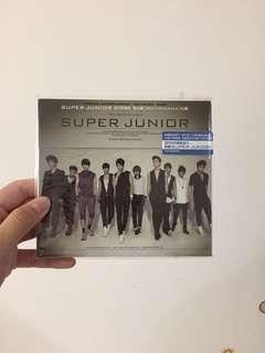 🚚 Super junior bonamana專輯 贈品
