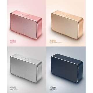 🚚 LenRuE Wireless Bluetooth Outdoor Speaker Home Overweight Subwoofer