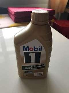Mobile 1 Ultimate Performance 0W-40 Synthetic Engine Oil