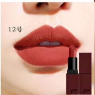 bbia lipstick #12唇膏 只用過一次