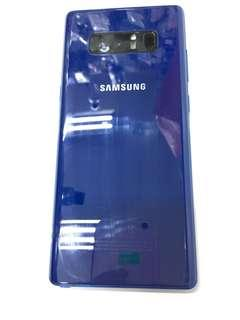 Used note 8 blue