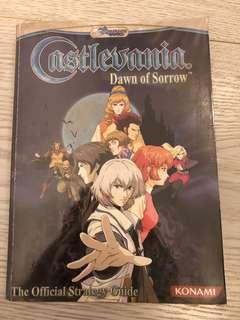 Castlevania -Dawn of Sorrow
