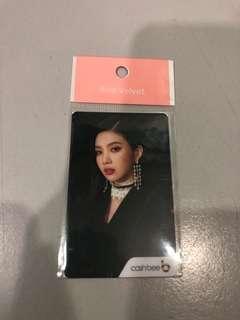 [WTT] Red Velvet Joy Bad Boy Cashbee Card