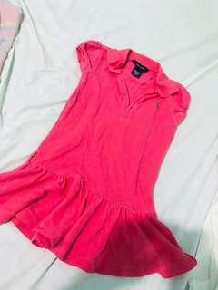 Ralph Lauren dress for kids repriced!!