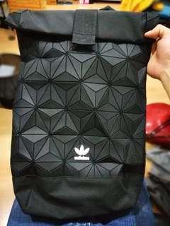 PROMO!! FREE POSTAGE + FREE GIFT!! Adidas 3D Backpack x Issey Miyake