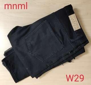 mnml Jean's (W29)
