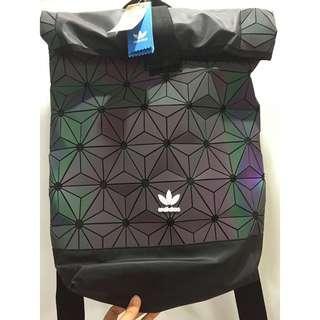 PROMO PROMO!! FREE POSTAGE + FREE GIFT!!Adidas 3D Backpack x Issey Miyake