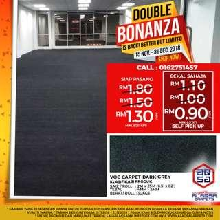 Save Now With promo Office Carpet Just From RM0.90/sqft
