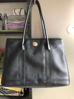 FION Leather Handbag