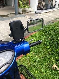 Mobile Phone holder ( Motorcycle / Motorbike)