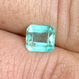 Colombian Emerald - Glowing Mint Green