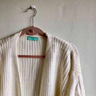 🚚 LBR Giselle Knit Cardigan in Cream