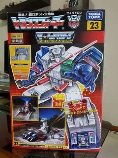 Encore 23 G1 Fortress Maximus