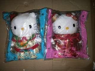 MacDonald 2000 Hello Kitty wedding toy