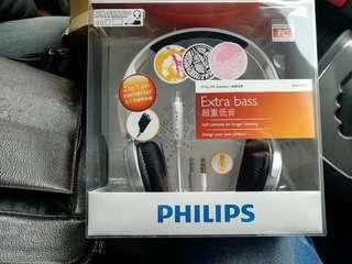 Philips shm7110u 耳機market price pcs/180 whatapp91062722hkd180=3pcs