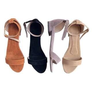 Gianna block heels
