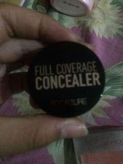 Full coverage concealer focallure