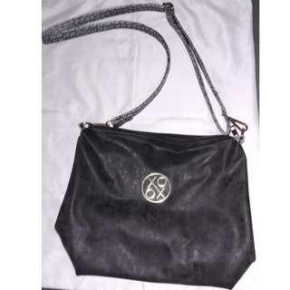 XOXO crossbody bag