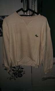 Sweater creme stradivarius