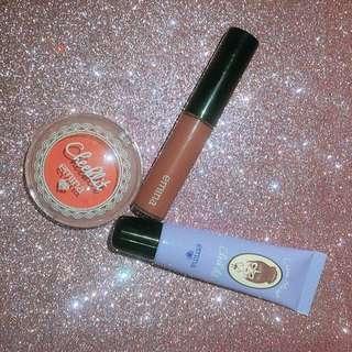 Lipcream blush emina