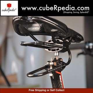 ✨12.12 SALE✨Saddle shock absorber suspension extender for Bicycle/E-bike/Dyu
