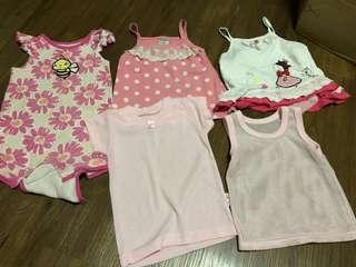 Baby Girl Romper and dress