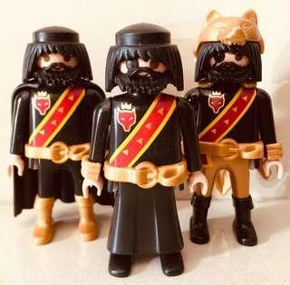 Playmobil Wolf Knights