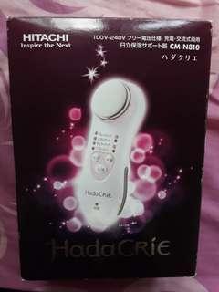 BNIB HITACHI Home Facial Kit Machine