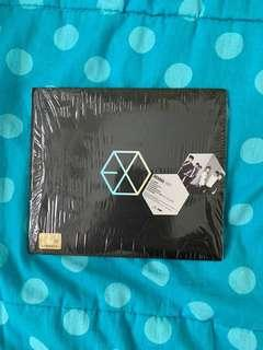 EXO-M Mama Album (no photocard)