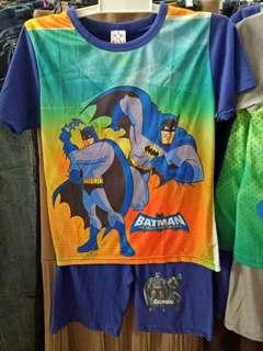 Boys Batman T-shirt Setwear