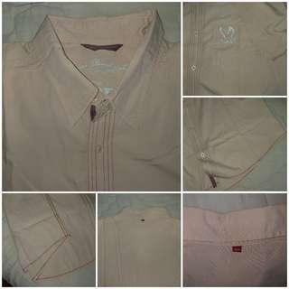 FORUM men's polo shirt (authentic - fits size M)
