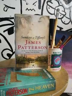 James Patterson books (7th heaven & Sundays at Tiffany's)