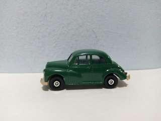 Vintage Corgi Morris Minor