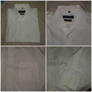 PURE CLASSIC men's long sleeves shirt (size 40)