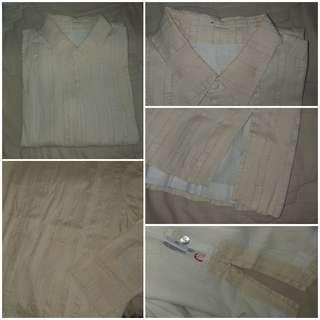 Brazilian-made long sleeves shirt (fits M to L)