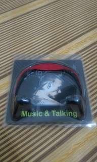 Sport BT Bluetooth Headphone