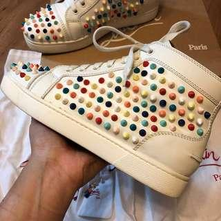 STEAL!Authentic Christian Louboutin Sneakers