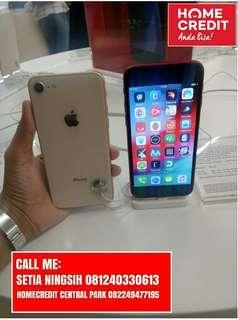 Iphone 8 64GB Bisa Cicil.Tanpa Kartu Kredit Jakarta