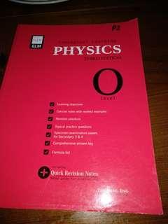 Pure Physics GLM O Level Assessment