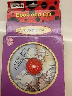 Ladybird - Little Red Riding Hood (book and CD)