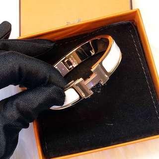 Hermes H Bracelet