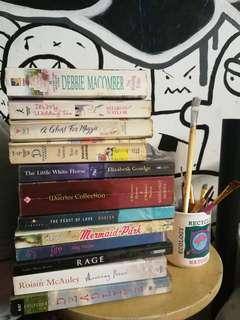 Booksale! (Romance, Fantasy, Teen, Family)