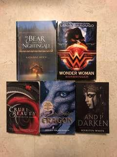 Young Adult Books Bundle