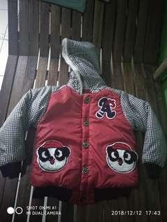 Winter jaket Anak