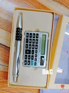 ❤️ Calculator Pen GIFT SET