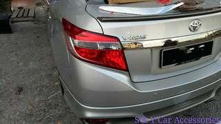 Toyota Vios Rear Chrom